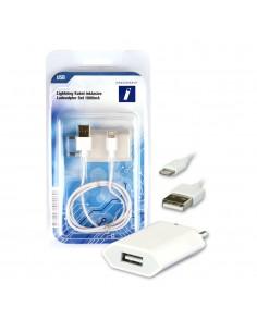 Innovation IT 3 501225 PHONE mobiililaitteen laturi Valkoinen Sisätila Innovation It 3 501225 PHONE - 1