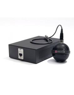 POLY 2200-23809-001 microphone Black Polycom 2200-23809-001 - 1