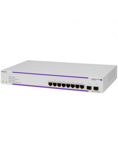 Alcatel OS2220-P8 L2+ Gigabit Ethernet (10/100/1000) Power over -tuki 1U Valkoinen Alcatel OS2220-P8-EU - 1
