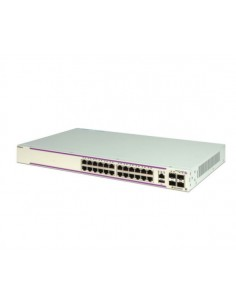 Alcatel OS6350-24-EU network switch Managed L3 Gigabit Ethernet (10/100/1000) 1U White Alcatel OS6350-24-EU - 1