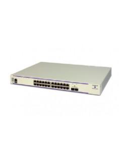 Alcatel OS6450-P24X-EU verkkokytkin Hallittu L3 Gigabit Ethernet (10/100/1000) Power over -tuki 1U Valkoinen Alcatel OS6450-P24X