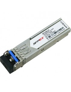 Alcatel-Lucent SFP-GIG-LX transceiver-moduler för nätverk Fiberoptik 1000 Mbit/s 1310 nm Alcatel SFP-GIG-LX - 1