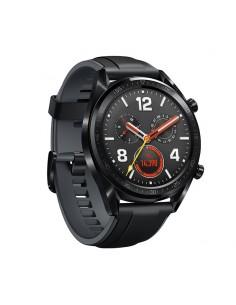 "Huawei Watch GT Sport B19S 3.53 cm (1.39"") 46 mm AMOLED Svart GPS Huawei 55023259 - 1"