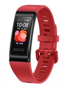 "Huawei Band 55024890 askelmittari AMOLED Aktiivisuuden seurantaranneke 2.41 cm (0.95"") Punainen Huawei 55024890 - 1"