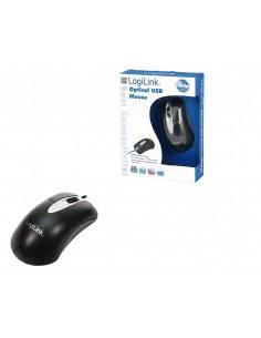 LogiLink Mouse optical USB hiiri Optinen 800 DPI Logitech ID0011 - 1
