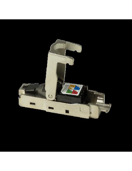 LogiLink MP0044 liitinjohto RJ-45 Ruostumaton teräs Logitech MP0044 - 5