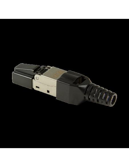 LogiLink MP0044 liitinjohto RJ-45 Ruostumaton teräs Logitech MP0044 - 7