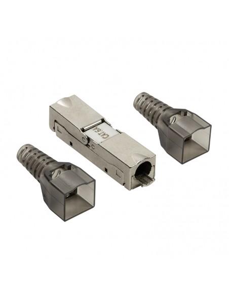 LogiLink MP0046 liitinjohto Harmaa Logitech MP0046 - 1