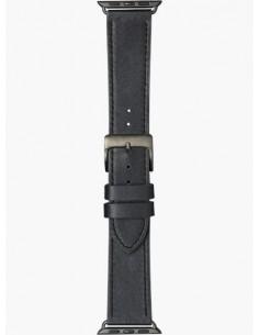 dbramante1928 Copenhagen Band Black, Grey Leather Dbramante1928 AW44BLSG1033 - 1