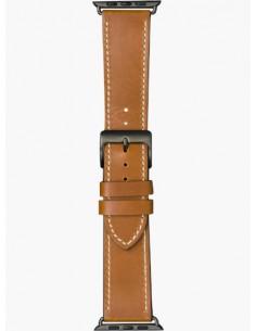 dbramante1928 Copenhagen Band Grey, Tan Leather Dbramante1928 AW44GTSG1031 - 1