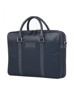 Dbramante1928 16'' Duo Pocket Laptop Bag Ginza (avenue), Navy B Dbramante1928 BG16BUNY3314 - 1