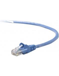 Belkin 2m Cat5e STP networking cable Blue U/FTP (STP) Belkin A3L793BT02MBLHS - 1