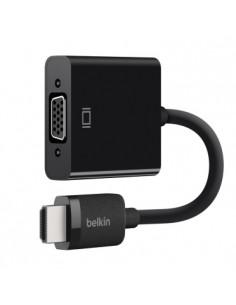 Belkin AV10170BT videokabeladapter 2.5 m VGA (D-Sub) HDMI Typ A (standard) Svart Belkin AV10170BT - 1