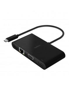 Belkin AVC004BTBK keskitin USB 3.2 Gen 1 (3.1 1) Type-C Musta Belkin AVC004BTBK - 1