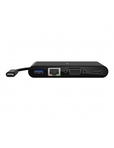 Belkin AVC005BTBK keskitin USB 3.2 Gen 1 (3.1 1) Type-C Musta Belkin AVC005BTBK - 1