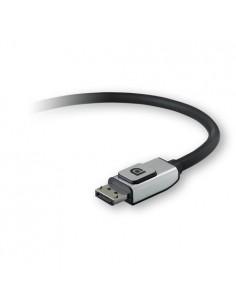 Belkin DisplayPort Cable - 1.8m Black Belkin F2CD000B06-E - 1