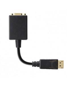 Belkin DisplayPort - VGA m/f Black Belkin F2CD032B - 1
