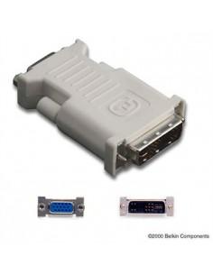 Belkin DVI/VGA, M/F 17 pin analog DVI 15 HD D-Sub (HD-15) Harmaa Belkin F2E4162BT - 1