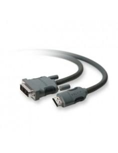 Belkin F2E8242B06 videokaapeli-adapteri 1.829 m HDMI DVI-D Musta Belkin F2E8242B06 - 1