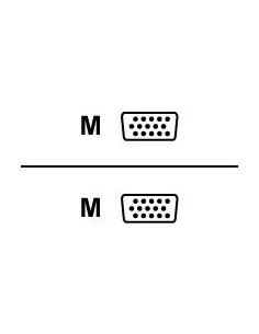 Belkin VGA HDDB15 5m VGA-kabel (D-Sub) Belkin F2N028B05M - 1