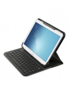 Belkin F5L179AYBLK tangentbord för mobila enheter Svart Engelsk Belkin F5L179AYBLK - 1