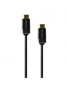 Belkin HDMI, 2m HDMI-kaapeli HDMI-tyyppi A (vakio) Belkin HDMI0017-2M - 1