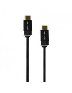 Belkin High Speed HDMI 1m cable Type D (Micro) A (Standard) Black Belkin HDMI0018G-1M - 1