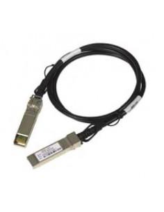 Netgear AXLC761 InfiniBand-kaapeli 1 m QSFP+ Musta Netgear AXLC761-10000S - 1