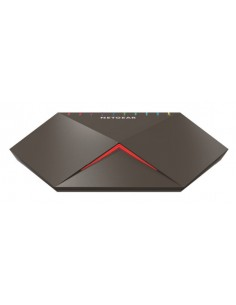 Netgear Nighthawk SX10 hanterad L3 10G Ethernet (100/1000/10000) Netgear GS810EMX-100PES - 1