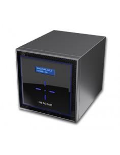Netgear ReadyNAS 424 NAS Ethernet LAN Musta C3338 Netgear RN42400-100NES - 1