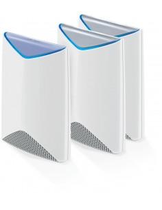 Netgear SRK60B03 wireless router Gigabit Ethernet Tri-band (2.4 GHz / 5 GHz) White Netgear SRK60B03-100EUS - 1