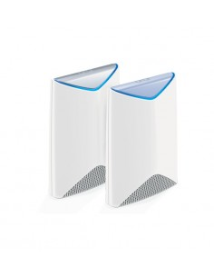 Netgear Orbi Pro Tri-Band Business WiFi System + 5x Ceiling Add-on Satellite langaton reititin Gigabitti Ethernet Kolmikaista Ne