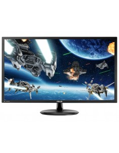 "ASUS VP28UQG 71.1 cm (28"") 3840 x 2160 pixels 4K Ultra HD Black Asus 90LM03M0-B01170 - 1"