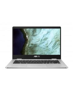 "ASUS Chromebook C423NA-BV0028 35.6 cm (14"") 1366 x 768 pixels Intel® Celeron® 4 GB LPDDR4-SDRAM 32 eMMC Wi-Fi 5 (802.11ac) Asus"