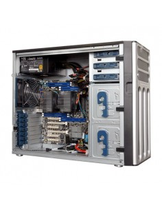 ASUS TS500-E8-PS4 V2 Intel® C612 LGA 2011-v3 Tower (5U) Black Asus 90SV04CA-M02CE0 - 1