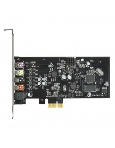 ASUS Xonar SE Sisäinen 5.1 kanavaa PCI-E Asus 90YA00T0-M0UA00 - 1