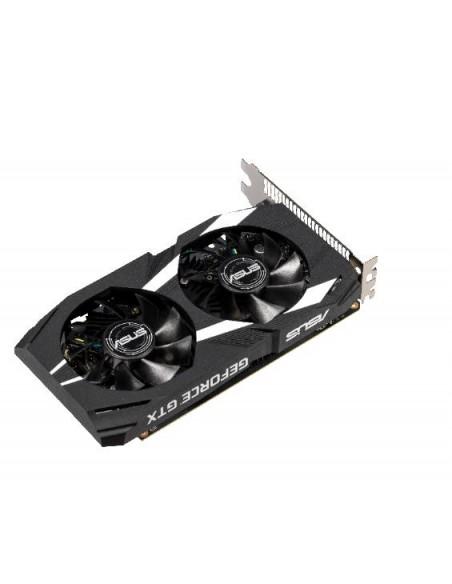 ASUS Dual -GTX1650-4G NVIDIA GeForce GTX 1650 4 GB GDDR5 Asus 90YV0CV3-M0NA00 - 6