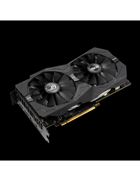 ASUS ROG -STRIX-GTX1650-O4G-GAMING NVIDIA GeForce GTX 1650 4 GB GDDR5 Asus 90YV0CX1-M0NA00 - 7