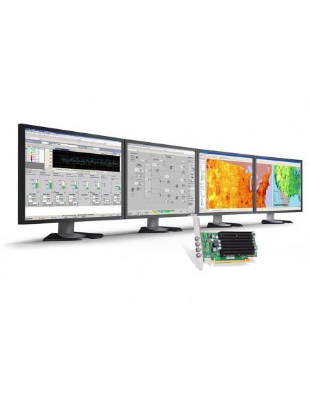 Matrox C420 4 GB GDDR5 Matrox C420-E4GBLAF - 4