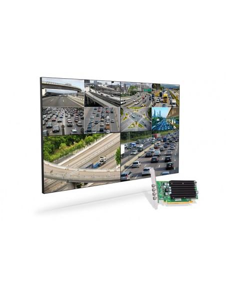 Matrox C420 4 GB GDDR5 Matrox C420-E4GBLAF - 5