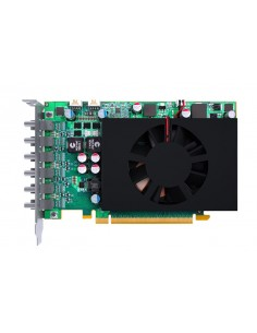 Matrox C680 PCIe x16 Matrox C680-E4GBF - 1