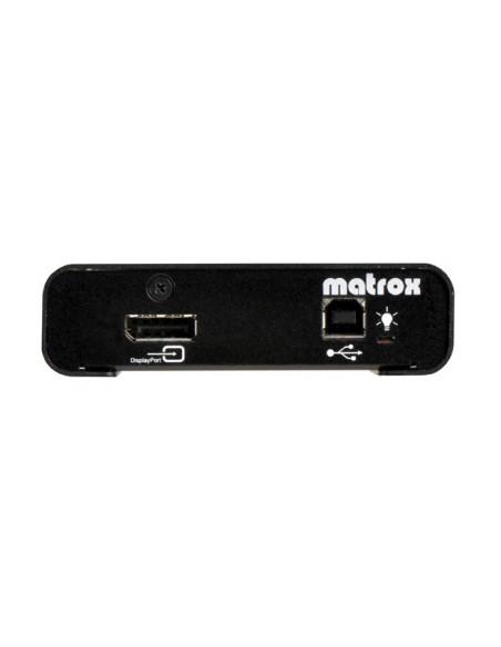 Matrox DualHead2Go Digital SE DisplayPort 2x DVI-D Matrox D2G-DP2D-IF - 6