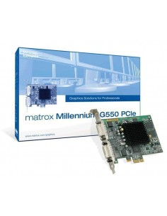 Matrox G55-MDDE32F grafikkort GDDR Matrox G55-MDDE32F - 1