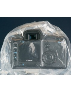 OP/TECH USA Rainsleeve kameran sadesuoja DSLR-kamera Polyeteeni Op Tech OP/TECH9001132 - 1