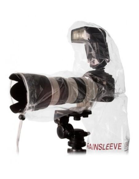 OP/TECH USA Rainsleeve kameran sadesuoja DSLR-kamera Op Tech OP/TECH9001142 - 1