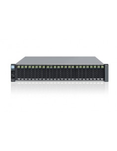 Fujitsu ETERNUS DX 200 S4 Lagringsserver Rack (2U) Nätverksansluten (Ethernet) Svart Fts FTS:ETVSAF-L - 1