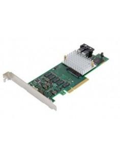 Fujitsu S26361-F5243-L4 RAID-kontrollerkort PCI Express 3.0 12 Gbit/s Fts S26361-F5243-L4 - 1