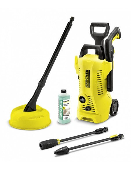 Kärcher K 2 Full Control Home pressure washer Upright Electric 360 l/h 1400 W Black, Yellow Kärcher 1.673-404.0 - 1