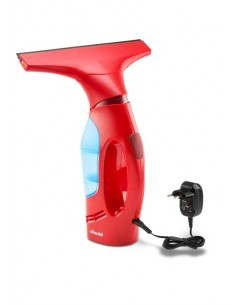 Vileda 146753 electric window cleaner 0.1 L Red Vileda 146753 - 1