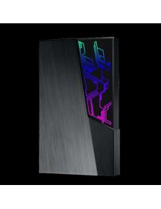 ASUS FX GAMING EHD-A1T externa hårddiskar 1000 GB Svart Asustek 90DD02F0-B89000 - 1